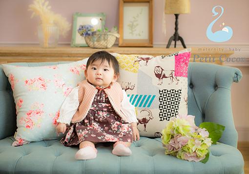 ハーフバスデイ 赤ちゃん 写真 埼玉県 かわいい衣装
